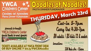YWCA Oodles of Noodles 2017